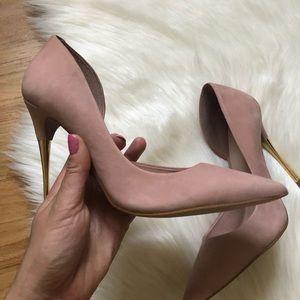 Aldo: Blush Pink Heels